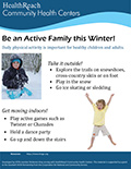 Be an Active Family this Month!